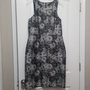 Dresses & Skirts - Black/Grey Dress